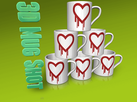 Use 3D Box Shot Pro to Market Mugs More Effectively Online